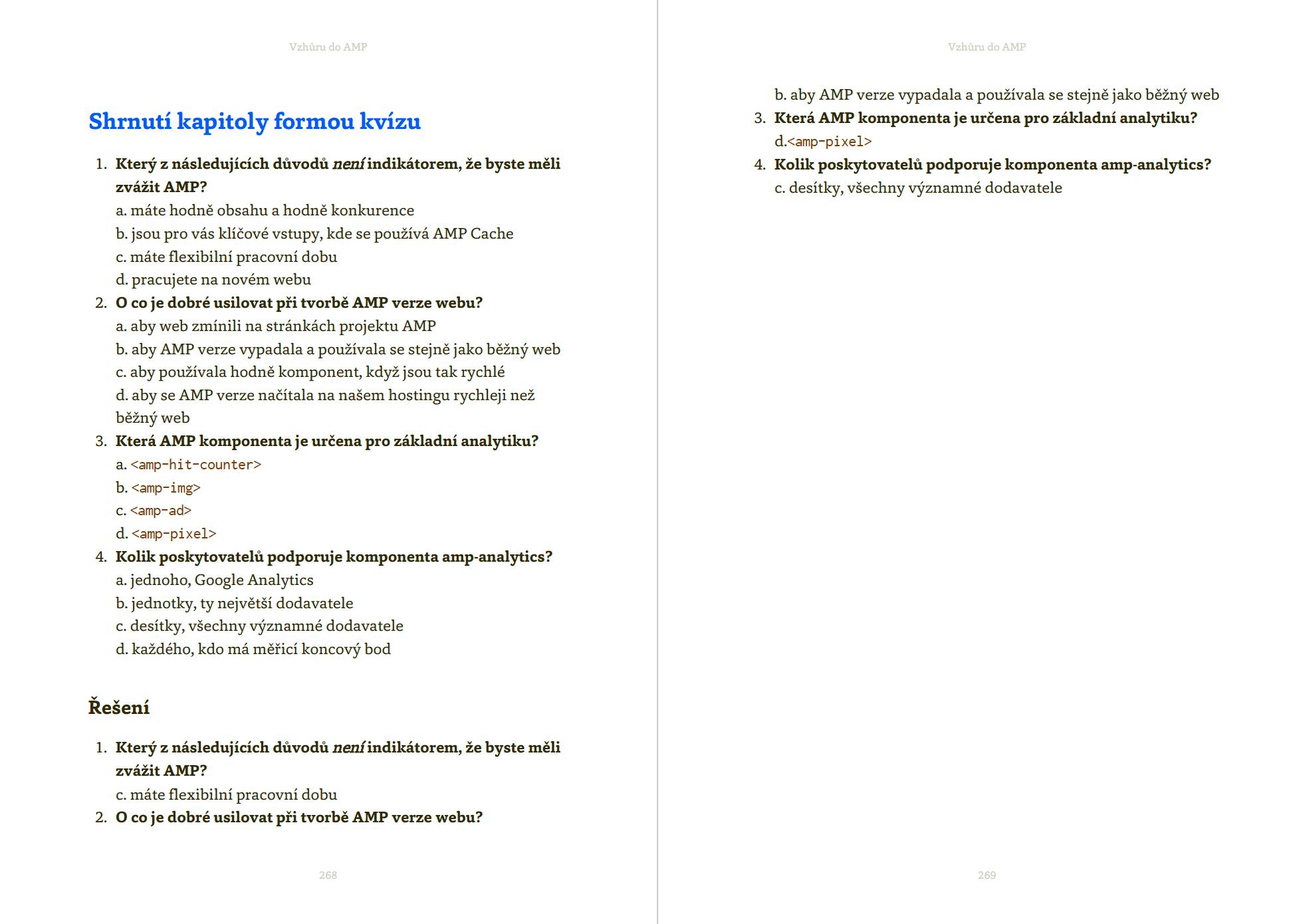 """9edef37ab E-book """"Vzhůru do AMP"""""""