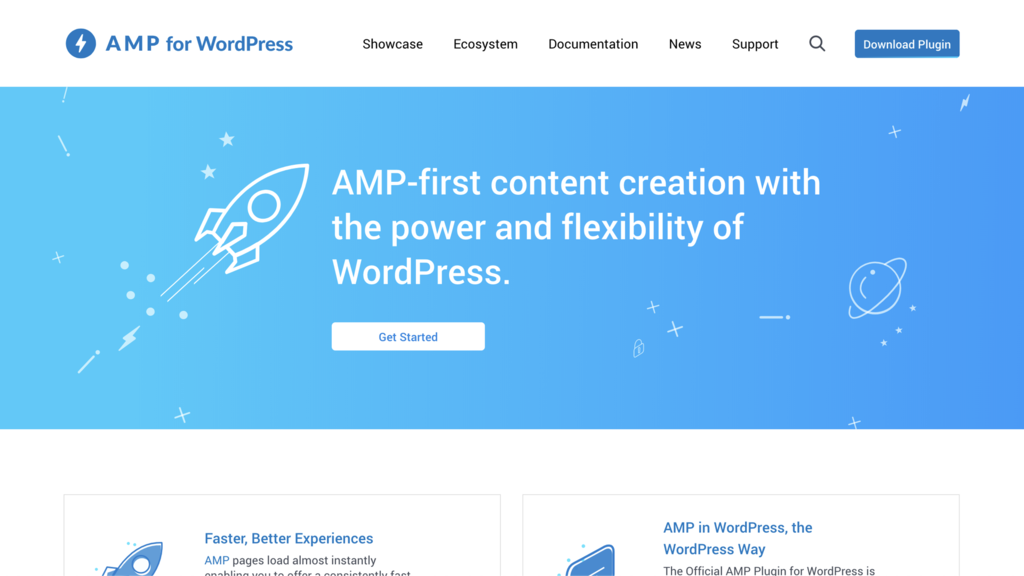 "Plugin ""AMP for WordPress"""