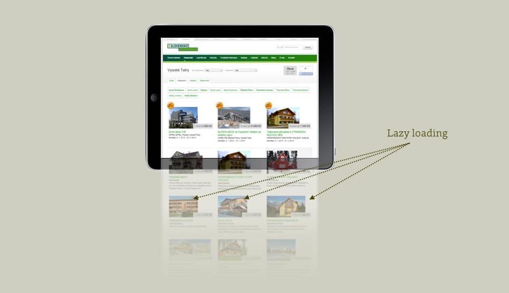 Lazy loading obrázků a iframe: Kompletní průvodce